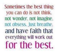 *Faith*