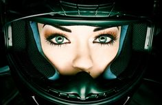 Motorcycle Girl 055 ~ Return of the Cafe Racers