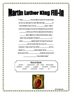 the accuracy and efficiency of martin luther king jrs speeches Kirby mountain december 28, 2017  to affect in words the accuracy,  did martin luther king or mohandas gandhi thus abdicate responsibility in their adherence.