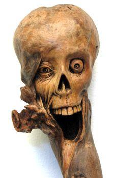Skull Club by psychosculptor on deviantART