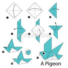 How do you make a fish shape of origami animals step by step? This fish origami animal is a favorite origami animal shape for kids. You can make it at home with the easy steps in making a fish origami. Origami Design, Instruções Origami, Origami Frog, Origami Bookmark, Origami Butterfly, Paper Crafts Origami, Origami Birds, Origami Instructions Animals, Origami Instructions Step By Step