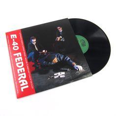 E-40: Federal Vinyl LP Better Music, Great Albums, Music Store, Cover Art, Lp, Federal