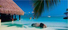 Lotus bar, Intercontinental Resort, Tahiti http://www.wego.com/news/8-best-swim-up-pool-bars/