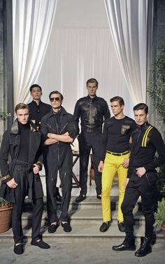 La Fashion Week hommes de Milan : la collection Ralph Lauren Purple Label printemps 2016 sous le feu des projecteurs