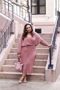 Beauticurve - Creating a Sweet Monochromatic Look - Plus Size Fashion for Women #plussize