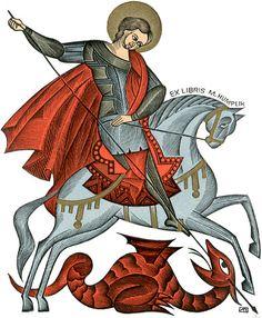 St. George, Arkady Pugachevsky.