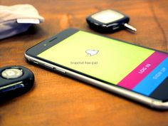 Snapchat free ipad