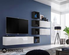 Modern wall units | living room wall units | contemporary wall units | wall units for tv | tv cabinets | oak wall unit | classic wall units | oak wall units