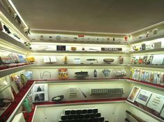This is pretty cool: Elevator sized museum, NYC