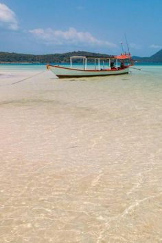 Koh Rong and Koh Rong Samloem, Cambodia | List Places You Need To See In The Next Decade