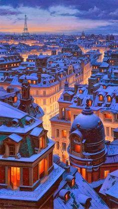 Hiver à Paris http://www.tourisme.fr/1817/office-de-tourisme-paris.htm