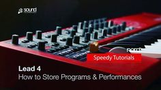 #NordSpeedyTutorial - When you have created or edited Programs and Performances on the @nordkeyboards Lead 4, you will want to Save them in the keyboard's memory. This Nord Keyboards speedy tutorial shows you how this is done... . . . #nord #keyboard #nordkeyboards #tutorial #howto #keyboards #synth #lead #lead4 #nordlead4 #learn #musician #keys #pianoplayer #gig #perform #practice