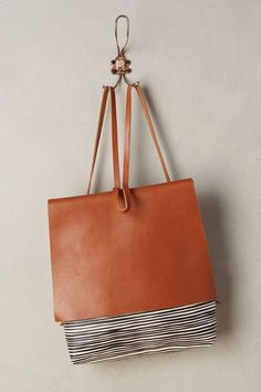 27 Backpacks For The Cool Commuter #refinery29  http://www.refinery29.com/cool-backpacks#slide-24  Keep it light.