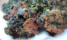 Receta de Buñuelos de Espinaca{Croquetas de  Verdura} ~Spinach bites #espinaca #verdura #acelga #spinach #veggie