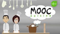 [1er février Le #Mooc cuisine de l'Afpa] les 101 techniques de base de la cuisine française @Afpa_Formation