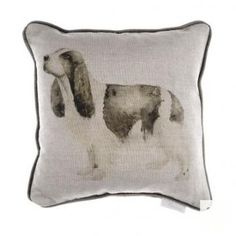 Voyage Maison Accessories - Spaniel Country Cushion