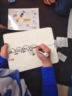 Telling Time - We Still Need The Practice - Mrs. Allen of Flip Floppin' Through Third Grade shares how her students used Laura Candler's Telling Time / Elapsed Time Combo to practice these skills with several fun games. $
