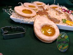 Osterkekse nach Linzer Art und mit Schokolade - Sabsi's Blog