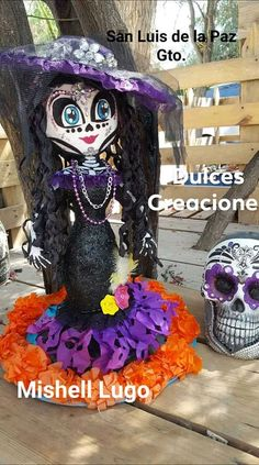 Halloween Skeletons, Wreaths, Things To Sell, St Louis, Creativity, Manualidades, Door Wreaths, Deco Mesh Wreaths, Floral Arrangements