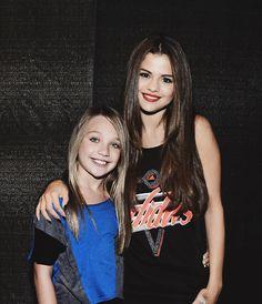 Selena Gomez x Maddie Ziegler