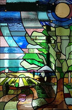 Abinger Stained Glass