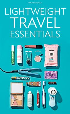 Don't leave home without these sample-size necessities! | Washingtonian