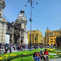 Lima, mi hermoso país