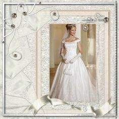 wedding scrapbook layouts | ... smith white wedding http www scrapbookmax com digital 252dsmith html