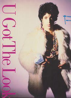 Prince - U Got The Look - Maxi Single