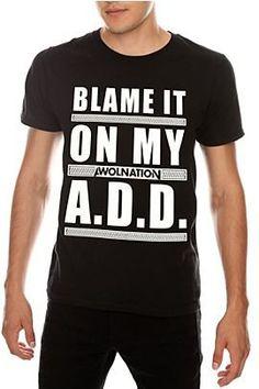 I love Awolnation i need this shirt