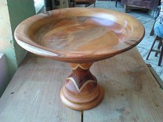 Fruit Bowl - by nayo @ LumberJocks.com ~ woodworking community