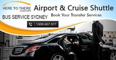 Here To There Sydney airport shuttle is uniquely best for its features and services. It's not us but rather our esteemed clients, who have experienced inconceivable services from us, saying we offer best services in Sydney City.