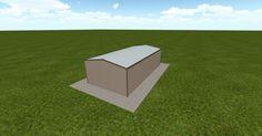 3D #architecture via @themuellerinc http://ift.tt/2rGJevJ #barn #workshop #greenhouse #garage #DIY