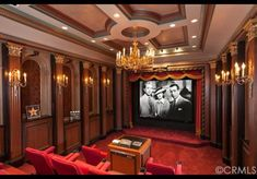 The property 8 Rockledge Rd, Laguna Beach, CA 92651 is currently not for sale on Zillow. View details, sales history and Zestimate data for this property on Zillow. Home Theater Room Design, Home Theater Rooms, Theatre Design, Cigar Room, Colored Ceiling, Theater Seating, Home Cinemas, Laguna Beach, Luxury Homes