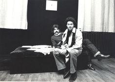 Gianni Guidi e Maurizio Cosua - Studio Torelli Ferrara 1978