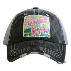 Summer Lovin'.  Women's Trucker Hat