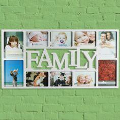 #Family Photo Frame (10 Photos) #HomeDecor