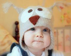 Шапочки для новорожденных спицами и. Схемы вязания крючком для детей
