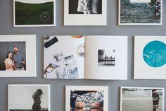 Ideas para portadas de álbunes de fotos