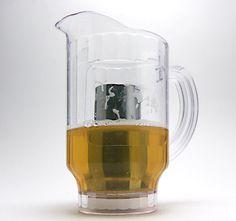 Fancy - Ice Core Beer Pitcher