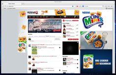 Cini Minis - Sitebranding auf Szene1.at Radios, Cini Minis
