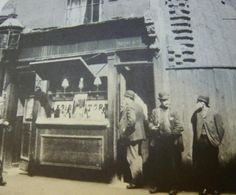 Magpie & Stump, 56 Fetter Lane, EC4 - c 1900