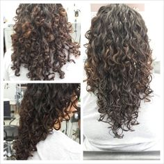 Layer Cut Hairstyle Images For Curly Hair Hairstyles