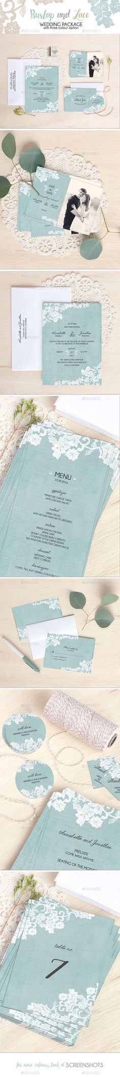 Wedding Invitation Stationery Stationery TemplatesPrint 145