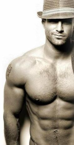 Love that chest!