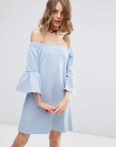 6858d7479118 6 φορέματα με ακάλυπτους ώμους για top καλοκαιρινές εμφανίσεις
