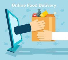 Интернет Доставка еды - Веб-технологии