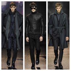 Salvaltore Ferragamo - Fall 2013 Menswear collection