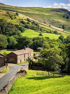 Swaledale, Yorkshire Dales.