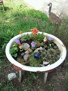 Gnome Garden Ideas peaceful inspiration ideas gnome gardens beautiful decoration lori39s garden in utah Diy Garden Craft Ideas